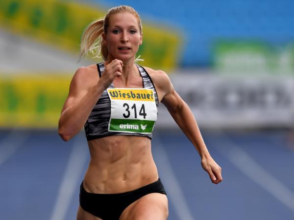 Viola Kleiser - Olympiasportlerin