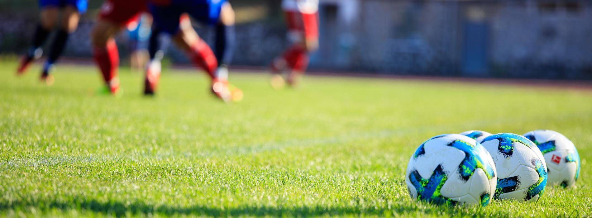 Fußball-Trainingslager