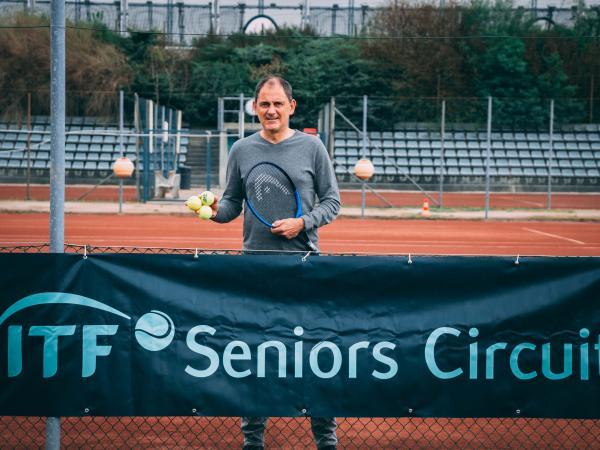 Ramin Madaini - Tennistrainer