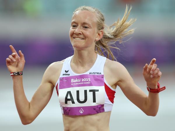 Jenni Wenth - Olympiasportlerin