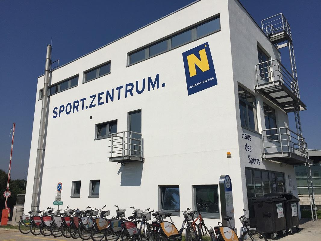 SPORT.ZENTRUM.Niederösterreich