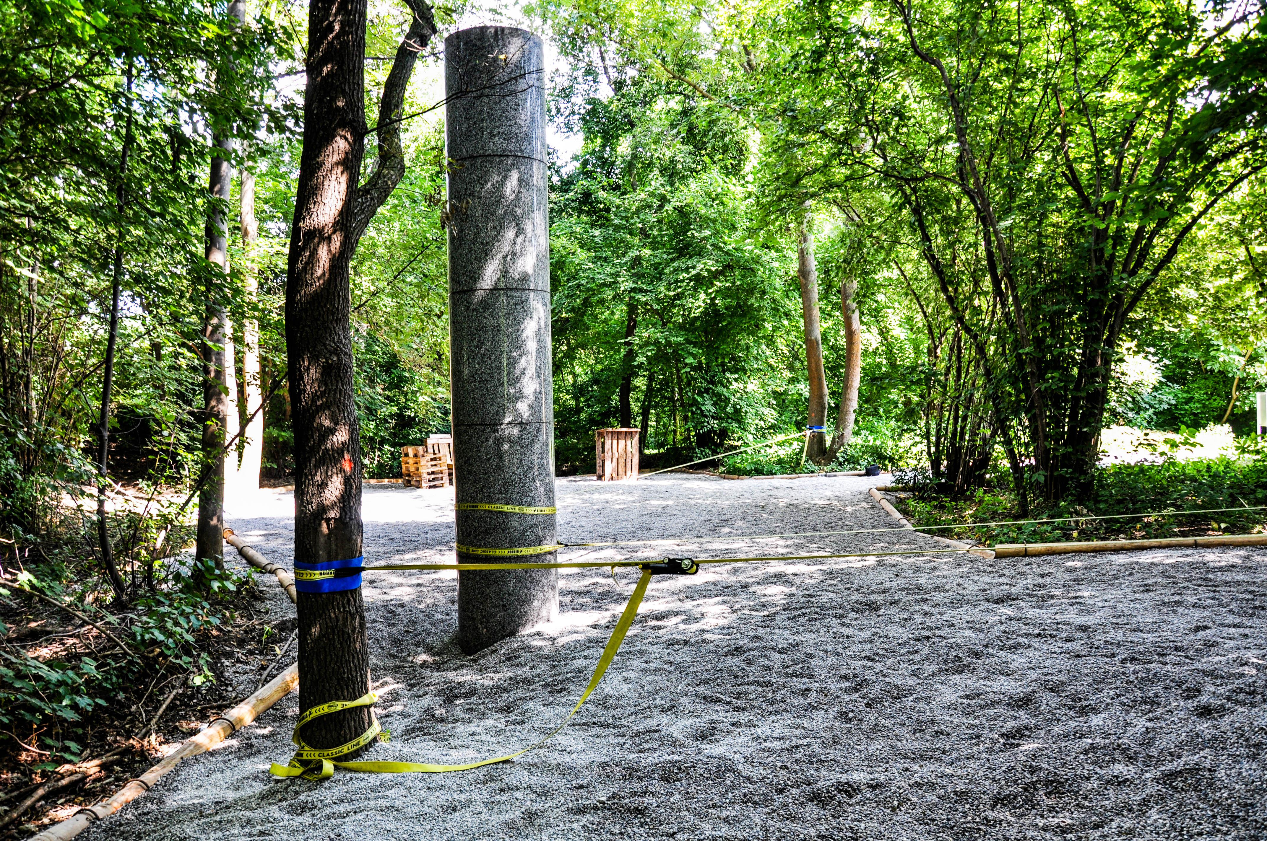 Slackline park